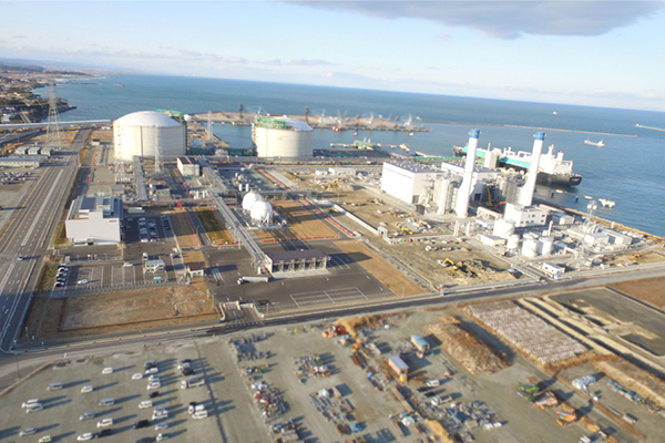 石油資源開発株式会社 相馬事業所