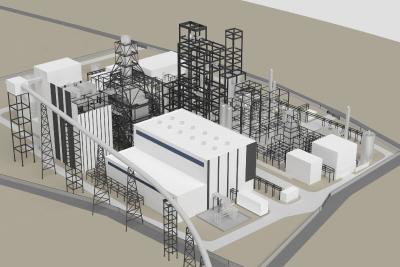 石炭ガス化複合発電(IGCC)