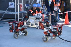 7th ImPACT Tough Robotics Challenge Public Demonstration;