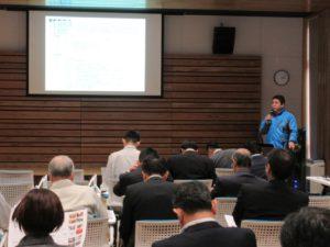 セミナー「米国における最先端ロボット産業の概況およびRTF研究室入居企業の取組と海外展開について」を開催しました!;