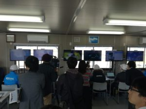 同一空域・複数ドローン事業者のための運行管理システム(NEDO);