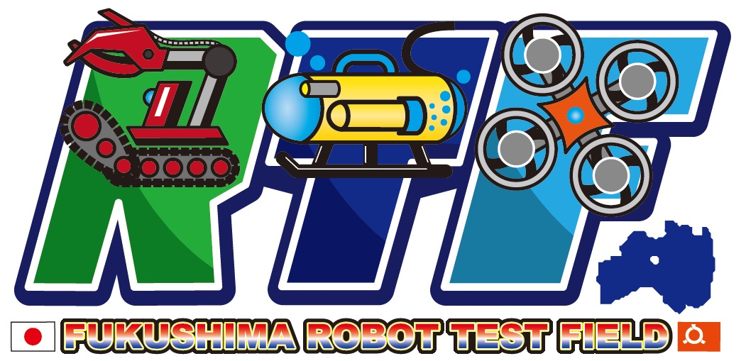 福島ロボットテストフィールド(RTF)のエンブレムを決定いたしました!;