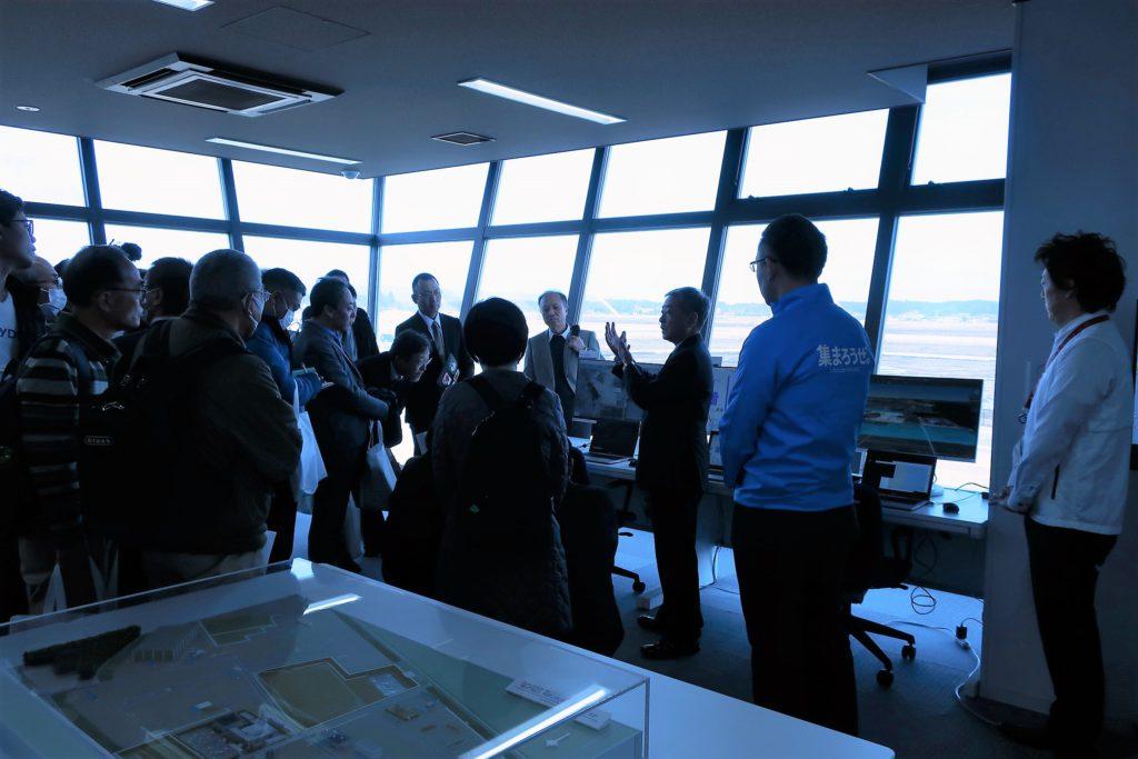 「福島イノベーション・コースト構想シンポジウム」福島RTF見学ツアーを開催しました!-1