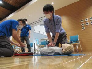 【消防訓練及び救命講習を実施しました!】;